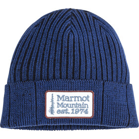 Marmot Retro Trucker-pipo, arctic navy/black